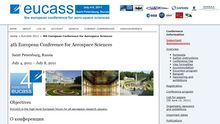 4th European Conference for Aerospace Sciences (EUCASS 2011)