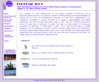 10th International Conference on Fluid Control, Measurements, and Visualization (FLUCOME 2009)
