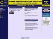 International Colloquium on Application of Detonation for Propulsion (ICADP 2004)